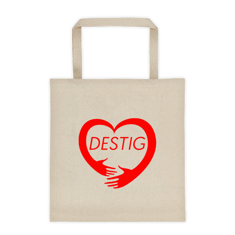 Destig Tote bag - 12OZ