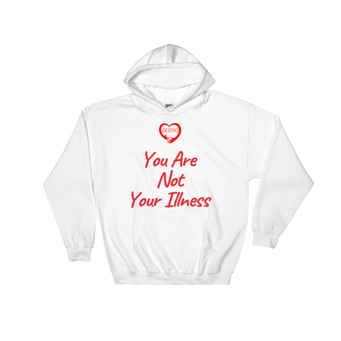 You Are Not Your Illness Hoodie