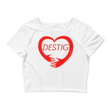 Destig Logo Crop Top