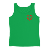 Small Destig Logo Ladies' Tank Top