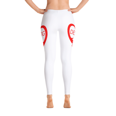 Destig Logo Leggings