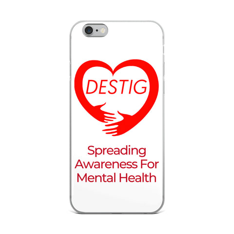 Spreading Awareness iPhone Case