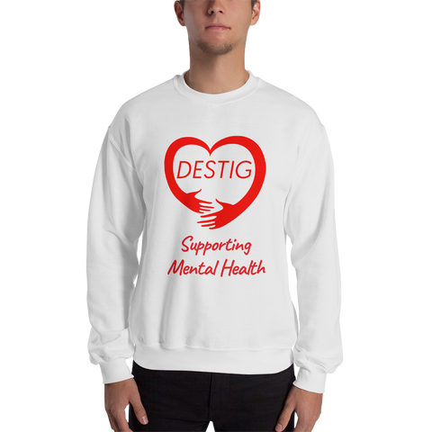 Supporting Mental Health Sweatshirt