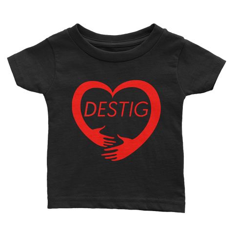 Destig Logo Infant Tee