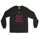 Mental Health Advocate Long Sleeve