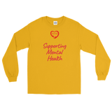 Supporting Mental Health Long Sleeve
