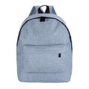 Women's Canvas Backpack