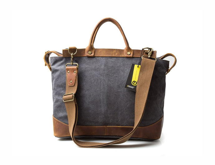 Canvas Laptop Briefcase