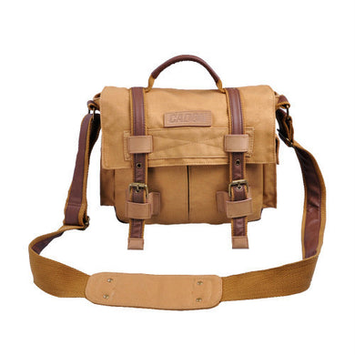Soft Camera Messenger Bag