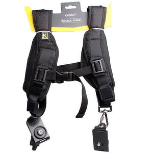 Dual Camera Shoulder Harness