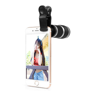 8x Optical Zoom Lens for Smartphone