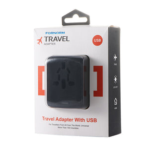 USB International Travel Charger