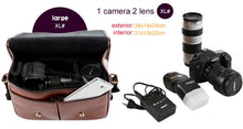 Luxury Camera Handbag