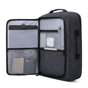 2 in 1 Laptop Backpack/Briefcase