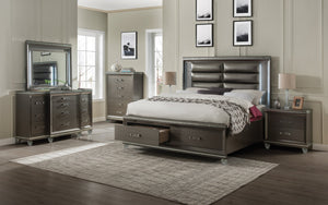 Sadie 4pc Bedroom Collection