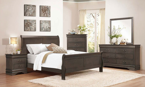 Manville Sleigh Bedroom Collection