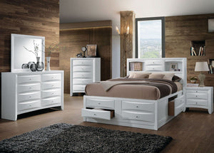 Ireland 5pc Bedroom Collection