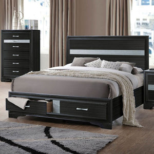 Naima Storage 5pc Bedroom Collection