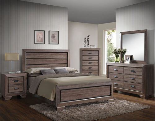 Lyndon 5pc Bedroom Collection