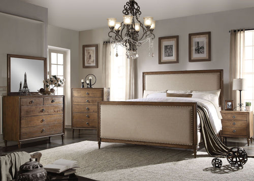 Inverness 5pc Bedroom Collection