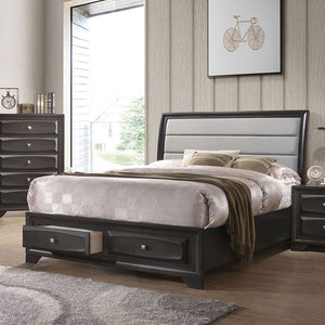 Soteris 5pc Bedroom Collection