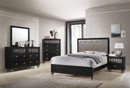 Ulrik 4pc Bedroom Collection