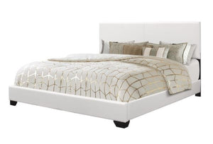 White Bayview Bedroom Set (available in Platform)