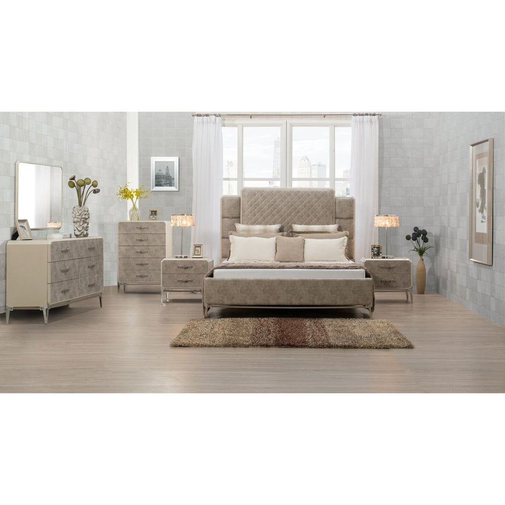 Kordal 4pc Bedroom Collection