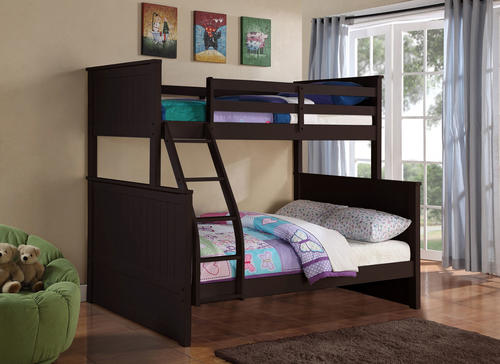 Twin/Full Panel Bunkbed