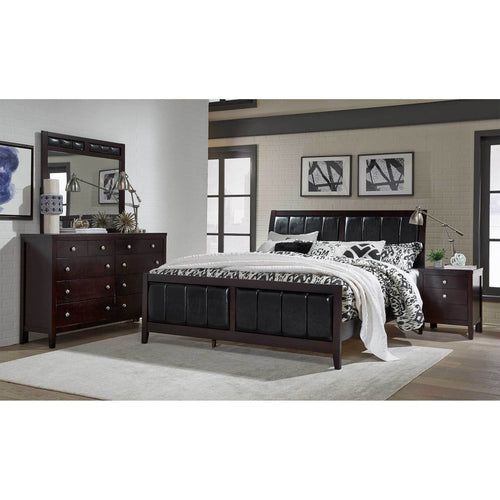 Rosa PU Bedroom set