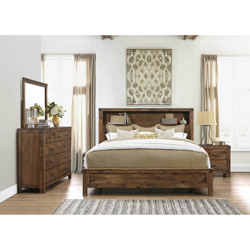 Victoria Rustic Bedroom Set