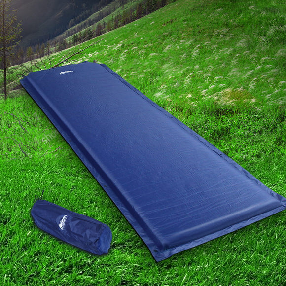 SELF-INFLATING MATTRESS - SINGLE