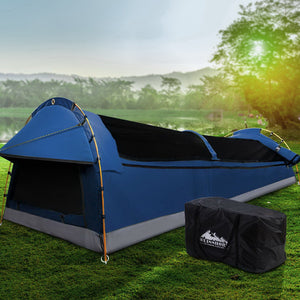 """WEISSHORN"" CAMPING SWAGS - DOUBLE"