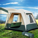 """CAMPERS"" TENT - SINGLE ROOM."