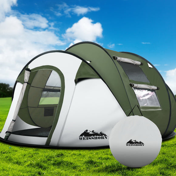 CAMPING & HIKING POP-UP TENT - 2 x PERSON.