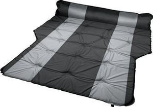 Trailblazer Self-Inflatable Air Mattress With Bolsters and Pillow - BLACK