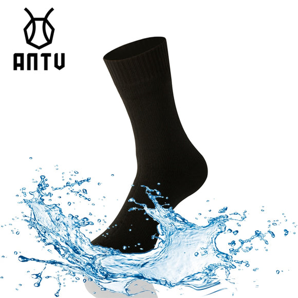 BREATHABLE & WATERPROOF WINTER SOCKS - UNISEX