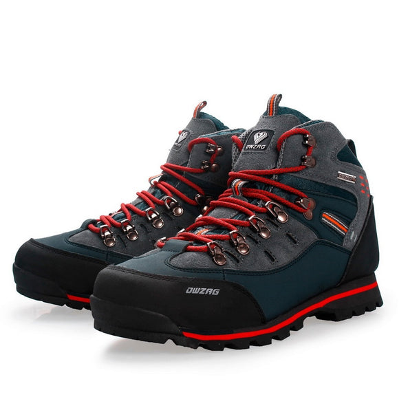 WATERPROOF HIKING SHOES.