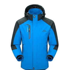 SNOW JACKET - BREATHABLE & WATERPROOF