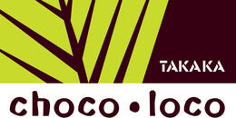 Chocoloco logo, quality hand crafted chocolates made in Golden Bay, Tasman-Nelson region.