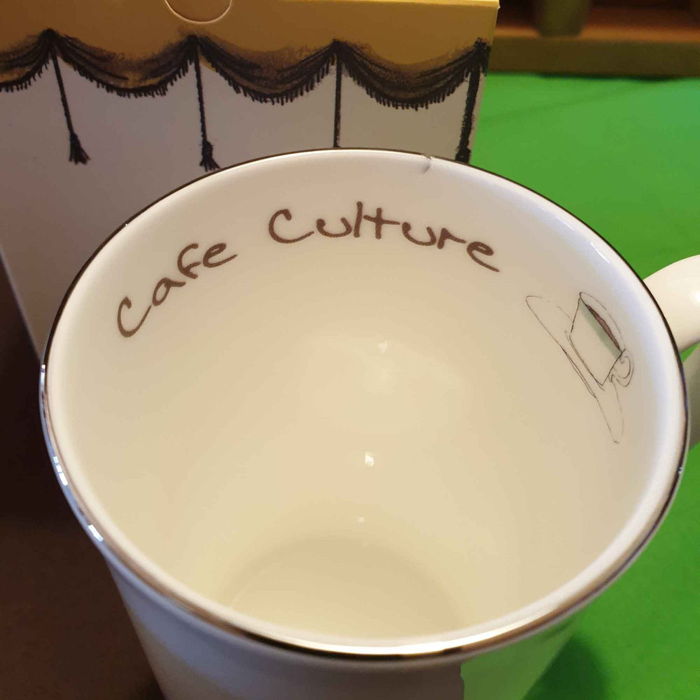 Load image into Gallery viewer, Cafe Culture Mug