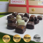 14 of our award winning chocolates in a 14 day isolation activity pack