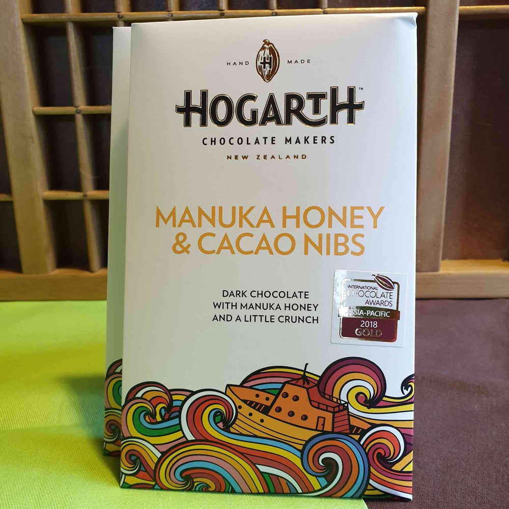 Load image into Gallery viewer, Manuka Honey and Cacao Nibs