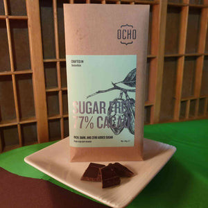 Load image into Gallery viewer, Sugar Free 77% Cacao 95g