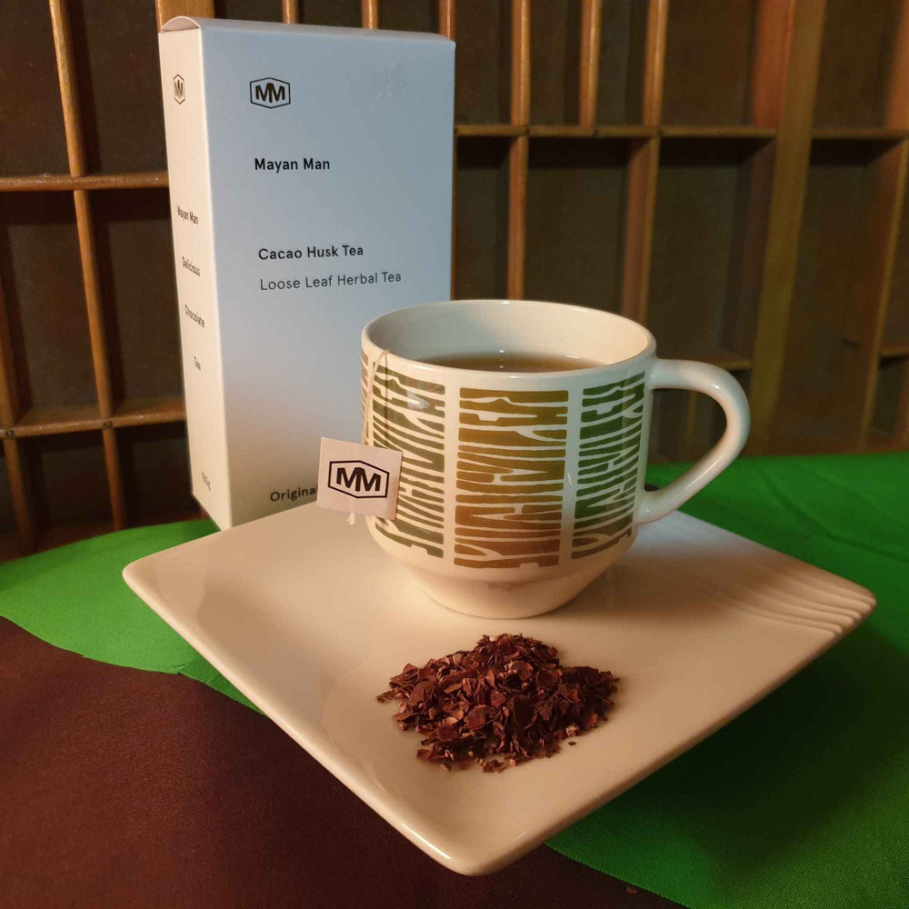 Load image into Gallery viewer, Original Cacao Leaf Tea