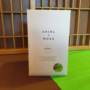 Shirl + Moss Hazelnut, Orange & Sea Salt 52%
