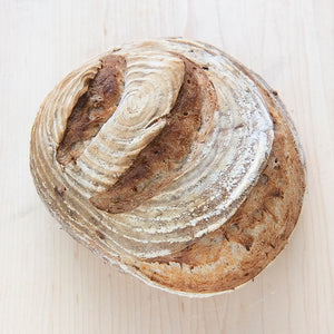 Malted Barley Sourdough