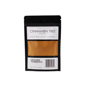 Single origin organically grown turmeric 1.25z