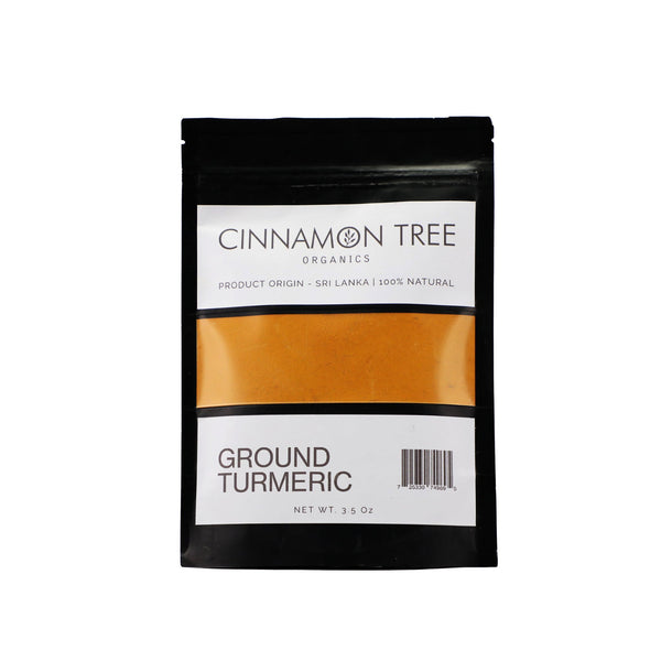 Single origin organically grown turmeric 3.5Oz