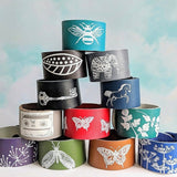 Assorted Leather Cuff Bracelets SET2 Leather Bracelets